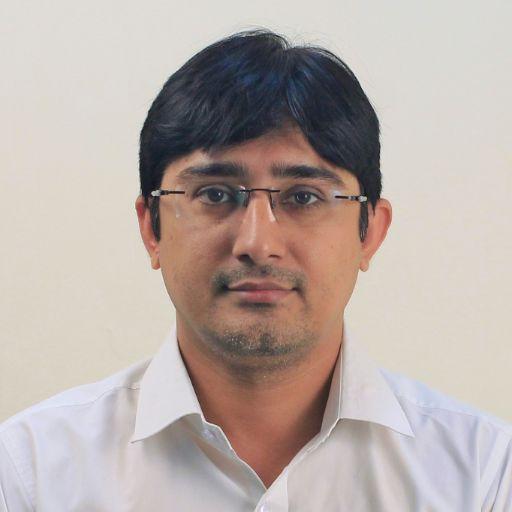 Prof. Mehul K Pujara -