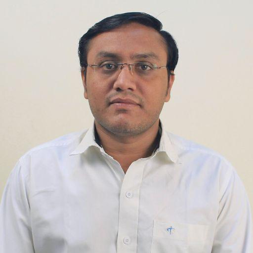 Prof. Dharmendra Hasmukhbhai Pambhar -