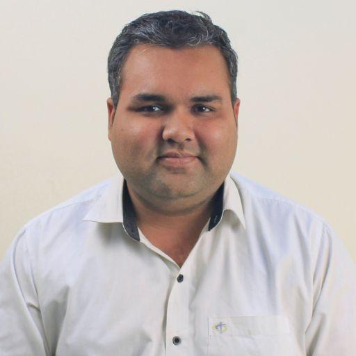Mr. Arjun Ashokbhai Bhadesiya -