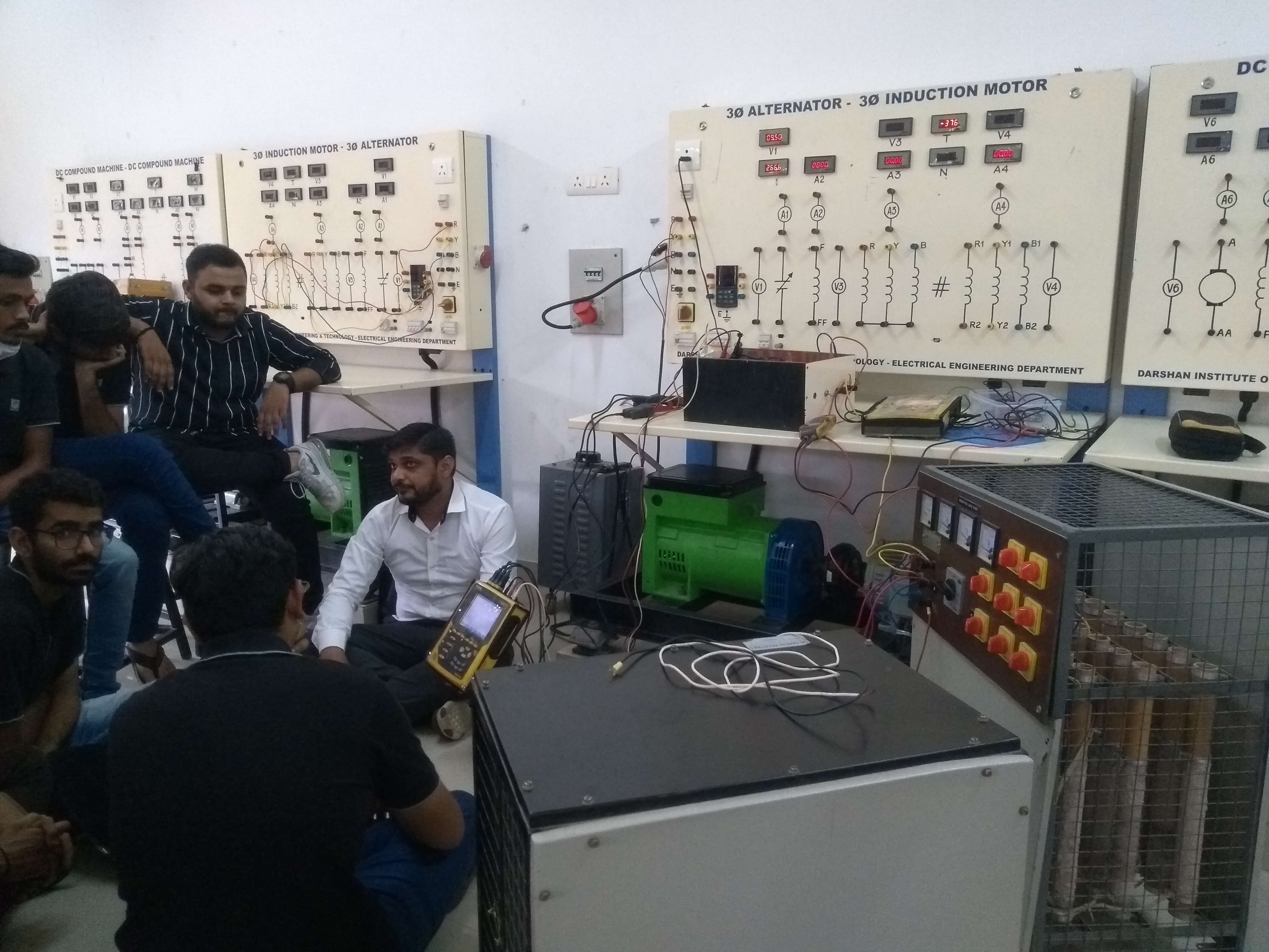 Power Quality Analysis of Non-Linear Electrical Load
