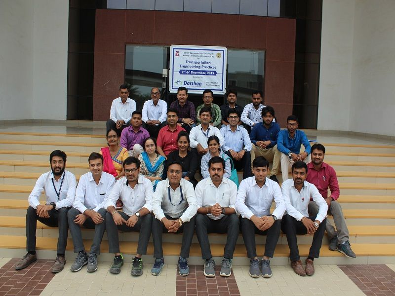 Faculty Development Programme on Transportation Engineering Practices