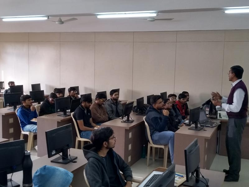 """Two Days Workshop on """"Introduction to Arduino"""""""