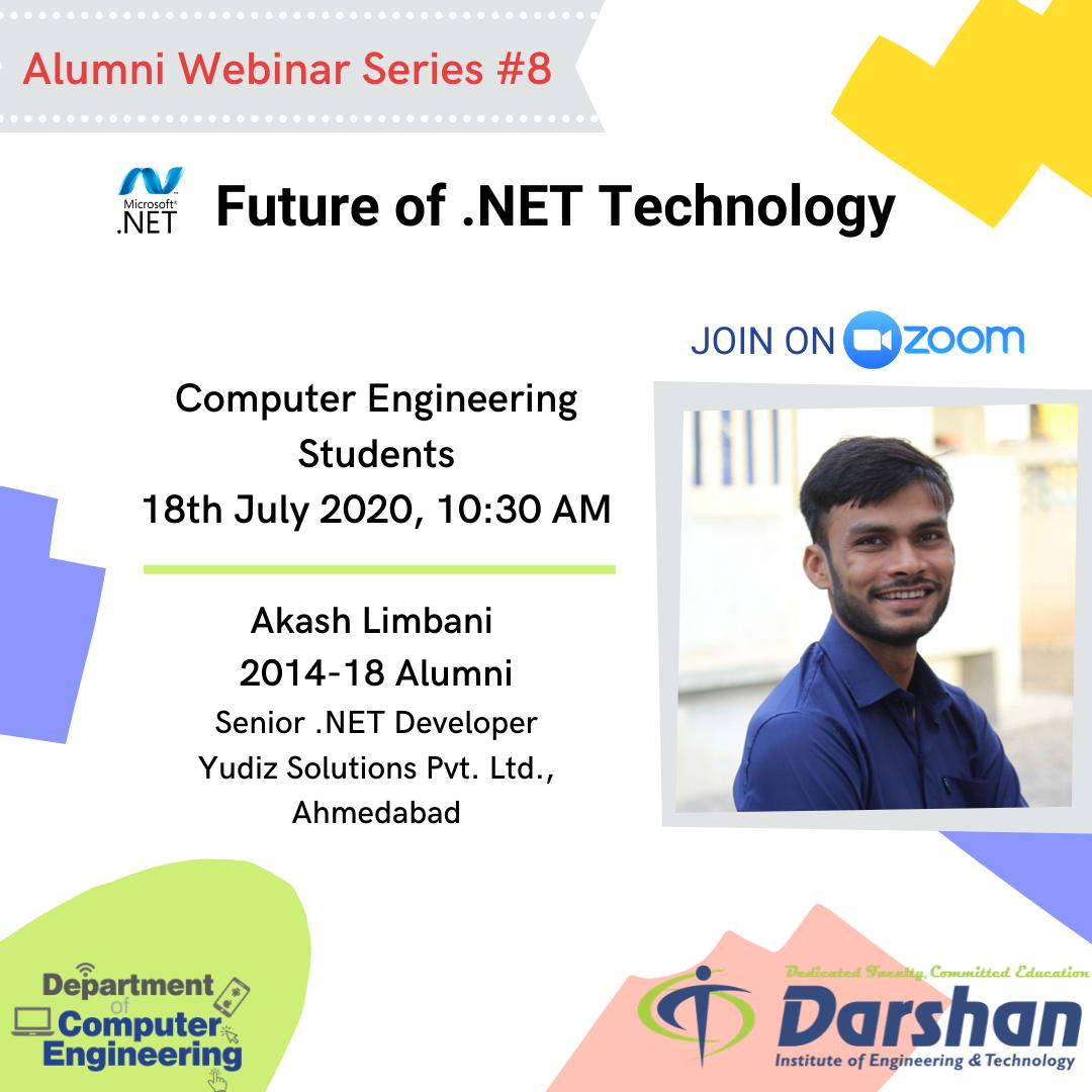 Webinar on Future of .NET Technology