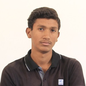 MAYUR HASMUKHBHAI PARMAR - 160540106095