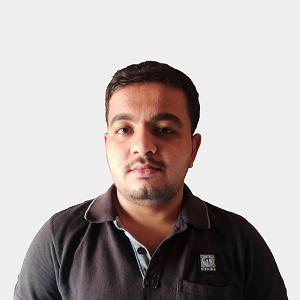 Meet Bhaveshbhai Trivedi - 180543107032